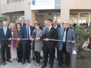 Inauguration EHPAD Jeanne Coulon